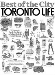 'Toronto Life' magazine cover