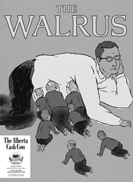 'The Walrus' magazine cover
